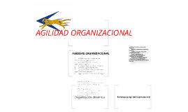 AGILIDAD ORGANIZACIONAL