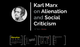 Karl Marx on Alienation and Social Criticism