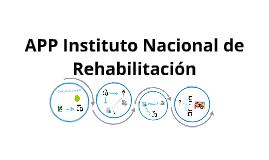 APP Instituto Nacional de Rehabilitación