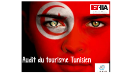 Audit du Tourisme Tunisien