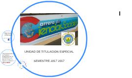 CARRERA DE CIENCIAS SOCIALES