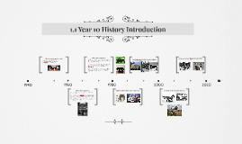 1.1 Year 10 History Introduction