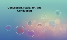 Convection, Radiation, and Conduction