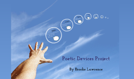 Poetic Devices Project