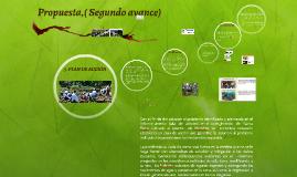 Ecología:Propuesta A2 ( Segundo avance)