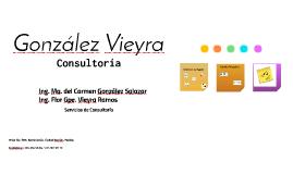 Estudio Financiero Gonzalez Vieyra