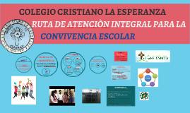 Copy of COLEGIO CRISTIANO LA ESPERANZA