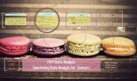 IEUC15-16 M&M Data Analysis