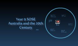 Australia and the 20th Century