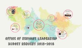 Office of Servant Leadership