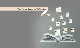 The Importance of Education