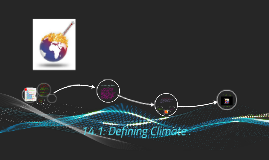 Copy of 14.1: Defining Climate .