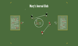 Mary's Journal Club