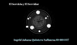 El Servicio y El Servidor