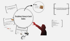 Copy of Disciplinary Literacy in Social Studies
