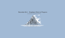 Recruiter SLA -  Employee Referral Program