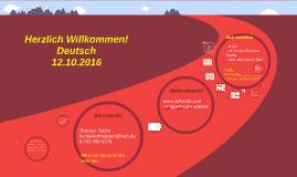 2016-10-12 Deutsch Mittwoch