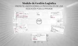 Modelo de Gestión Logística