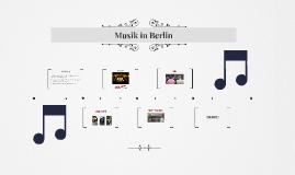 Music in Berlin