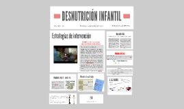SE REDUCIRÁ LA DESNUTRICIÓN INFANTIL EN EL PERÚ
