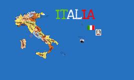 Presentando a ITALIA