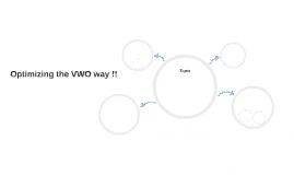 Optimizing the VWO way !!