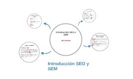 Introducción SEO y SEM