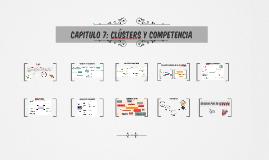 Clústers y Competencia