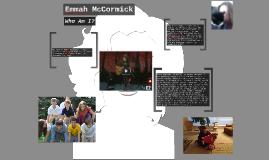 Copy of Emmah McCormick