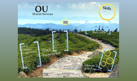OU Shared Services Journey