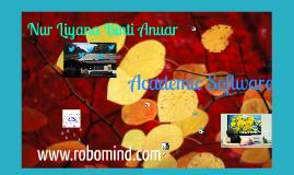 Academic Software-Robomind