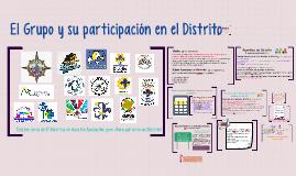 Copy of El Grupo y su participación en el Distrito