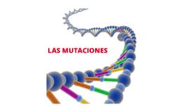LAS MUTACIONES - CMC.