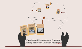 Foundational Perspectives of Education -