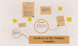 analysis of oedipus ruin