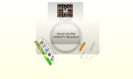 Space Heater Amnesty Program