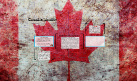Canada's Identity