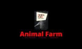 Copy of Animal Farm - Chapter II