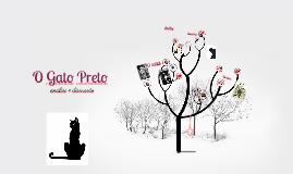 """POPE Literatura - """"O Gato Preto"""" (Melissa e Diogo)"""