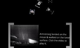 Neil Armstrong, First Man on the Moon