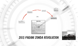 2013 Pagani Zonda Revolucion