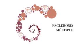 Copy of ESCLEROSIS MÚLTIPLE
