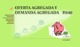 Copy of OFERTA AGREGADA Y DEMANDA AGREGADA