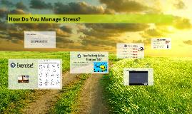 Stress Management Prezi