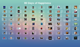 80 Days of Happiness
