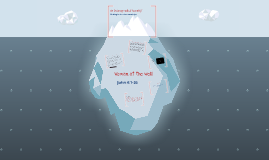 An Iceberg Called Worship