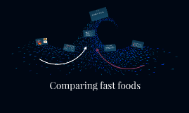 Comparing fast foods