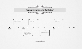 Preparedness and Isolation