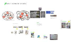 Diseño = Sistema de variables