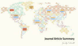 journal article summary of